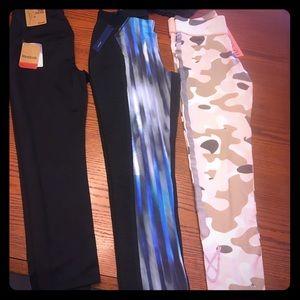 Pants - *WORKOUT WONDERLAND* workout pants BNWT
